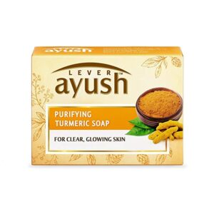 ayush turmeric soap