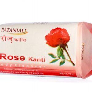 patanjali-rose-kanti-75g soap