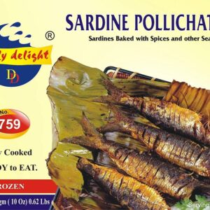 Sardines-Baked