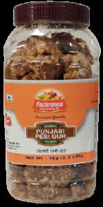Panhranga_punjabi_pesi_gur_1kg
