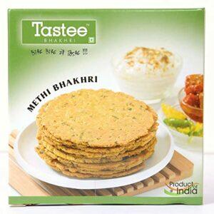 Tastee Bhakhari Methi 180 g