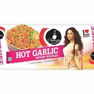 hot garlic